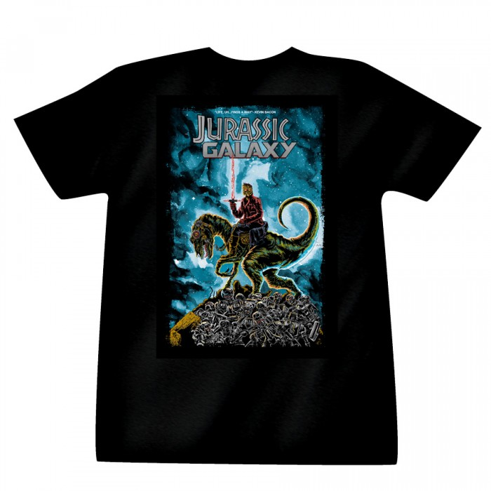 jurassic galaxy t-shirt