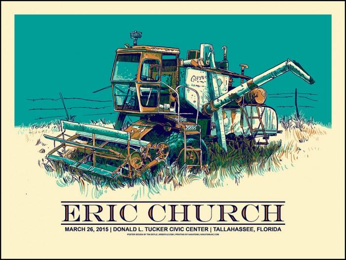 church combine