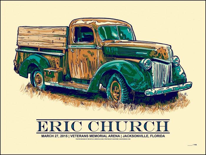 church jackson truck