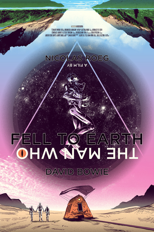 The Man Who Fell To Earth WEB