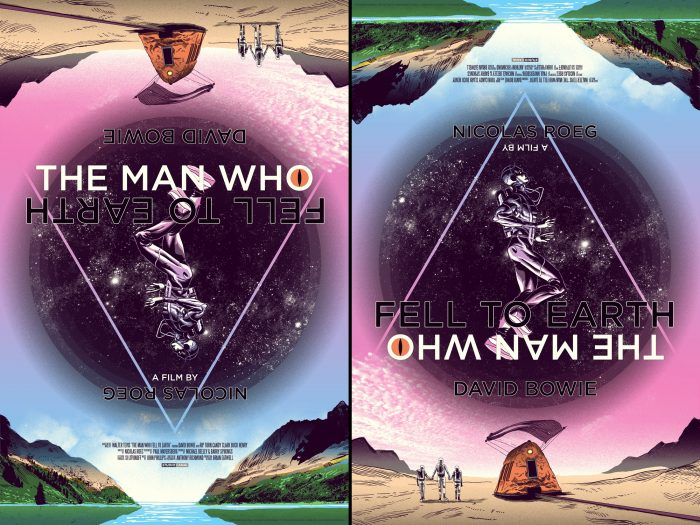 The Man Who Fell To Earth WITH SAND NO TRIANGLE preview